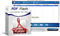 pdf to flash mac