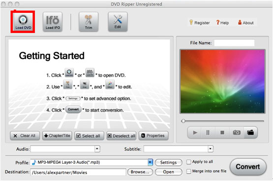 extract audio tracks from DVD_best &free Mac movie converter download