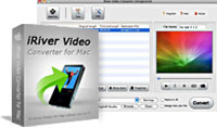 iRiver converter for Mac