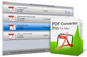 Scanned PDF Converter Mac