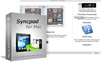 Free SyncPod for Mac