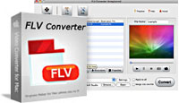 FLV Converter for Mac